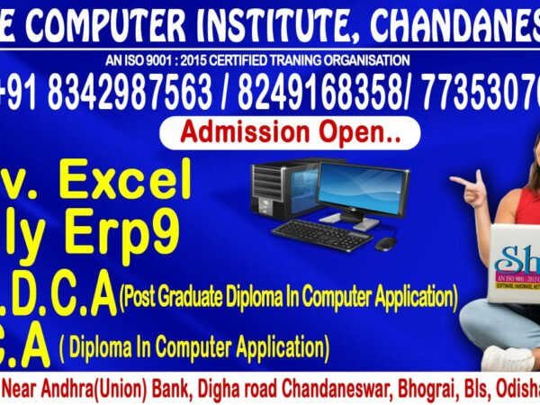 Admission Open…